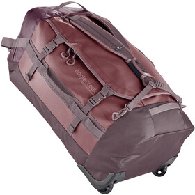 Eagle Creek Cargo Hauler Duffel mit Reifen 130l earth red